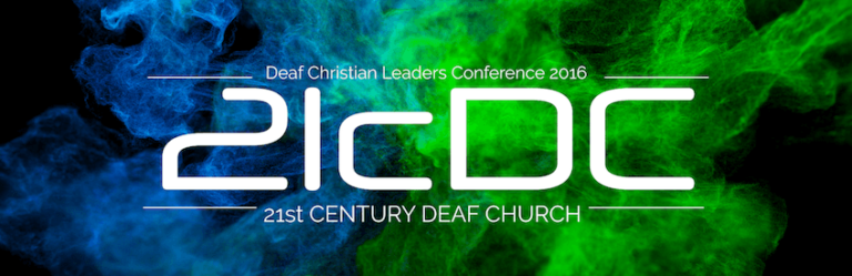 Sorenson leads session at Deaf Christian Leaders Conference 2016