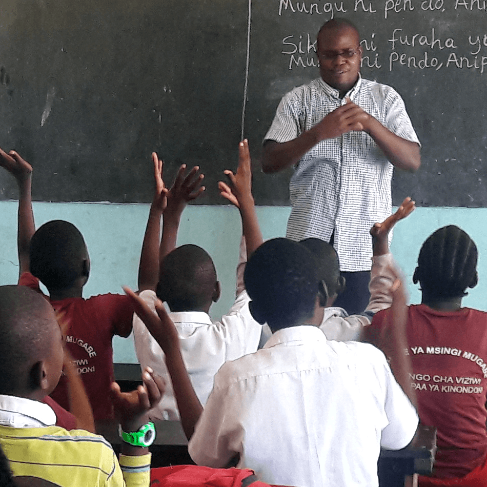 Tanzania: God stirs Next Gen Deaf