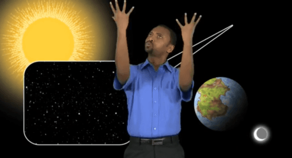Changed by God's Word in Ethiopian Sign Language